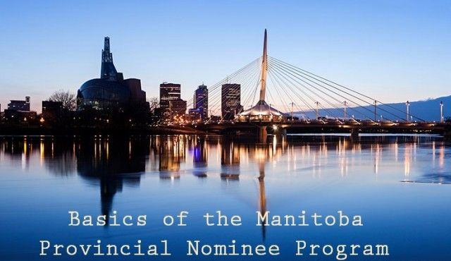 manitoba provincial nominee program online application
