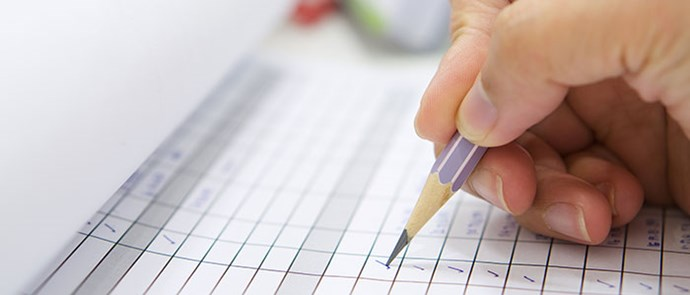 math test for job applicants