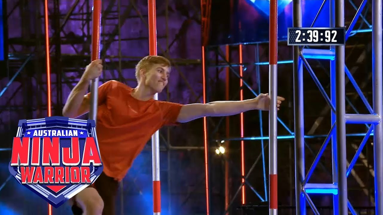 ninja warrior australia application 2018