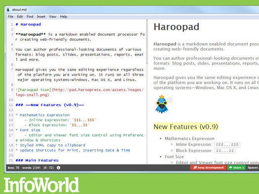 node js web application example