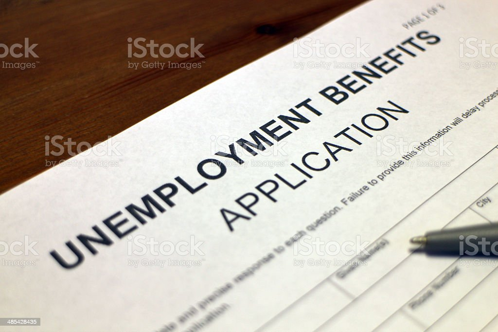online application for unemployment benefits