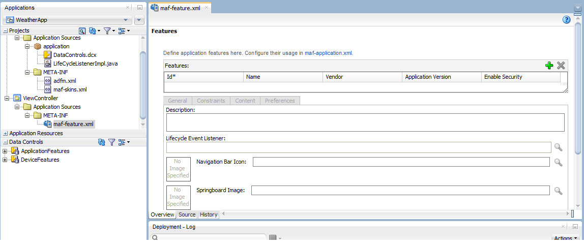 oracle mobile application framework download