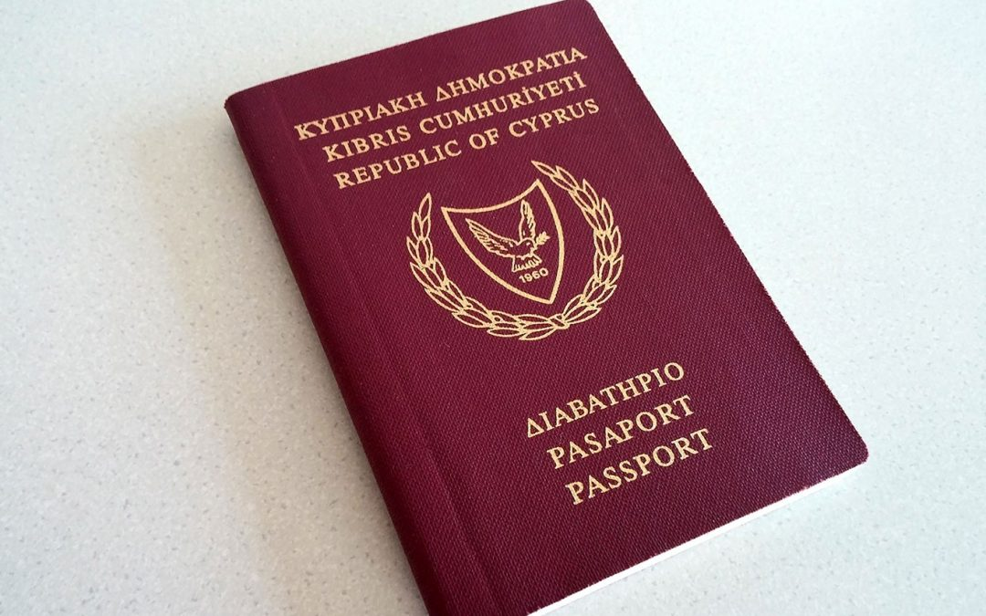 passport application through post office