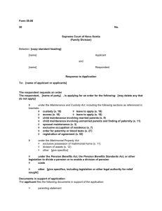 personal safety intervention order application form