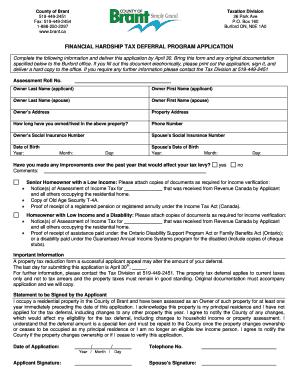 pr application form for spouse