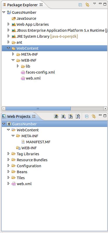 rapid web application development tools