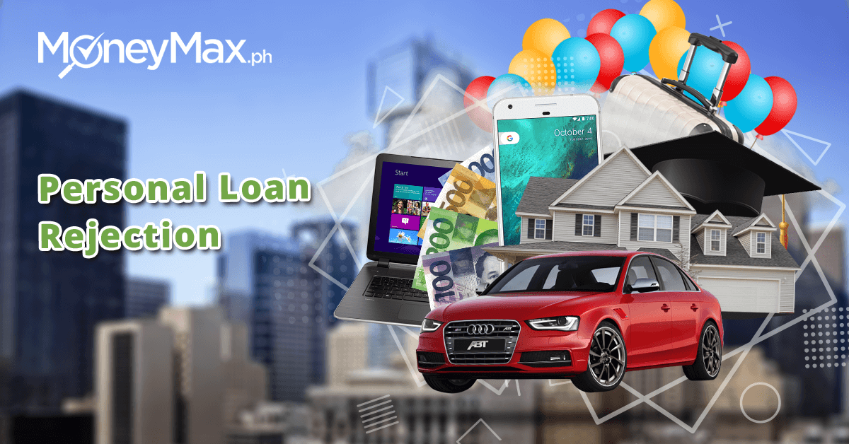 reasons for rejection of loan application