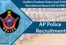 sa police recruitment application form