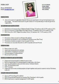 sample email for job application freshers