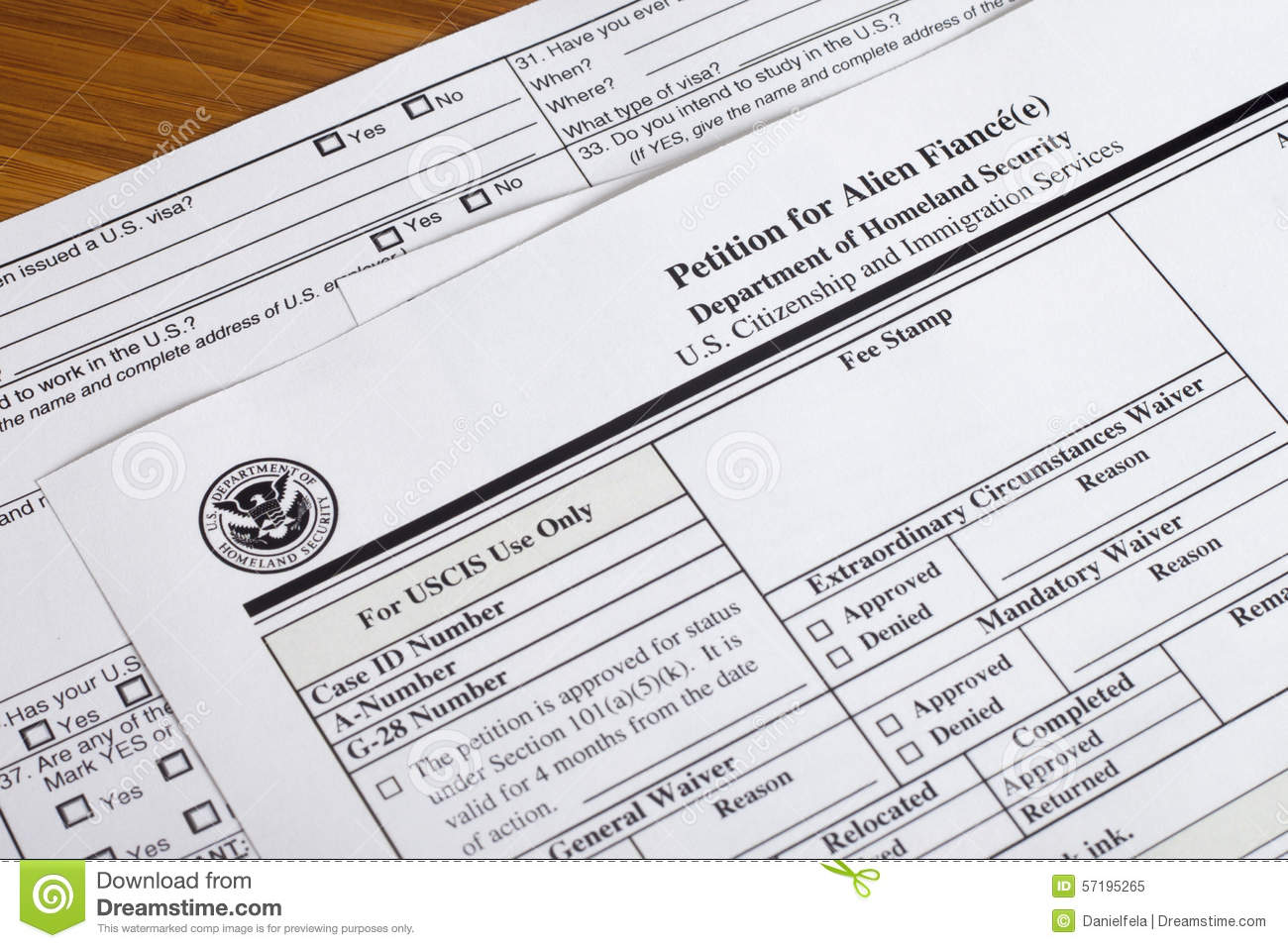 sample us citizenship application form