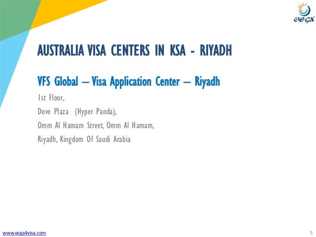 saudi visa application form australia
