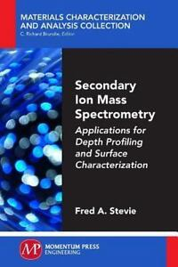 secondary ion mass spectrometry principles and applications