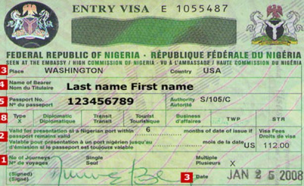south africa visa application in nigeria