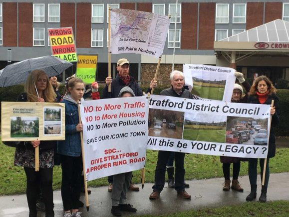 stratford district council planning applications
