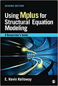 structural equation modeling applications using mplus