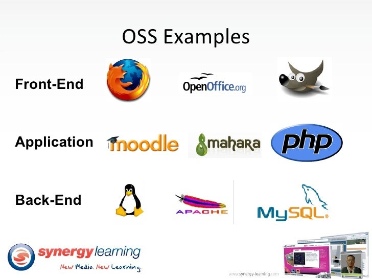 the latest open source application software