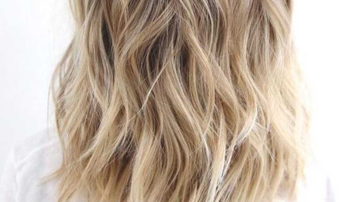 types of hair coloring application