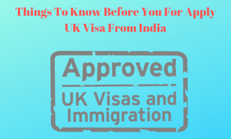 uk visa online application india