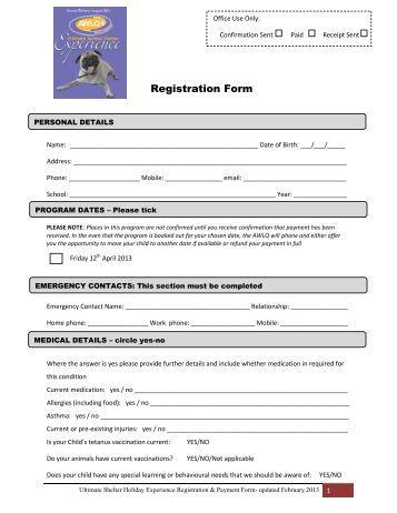 university of queensland application form