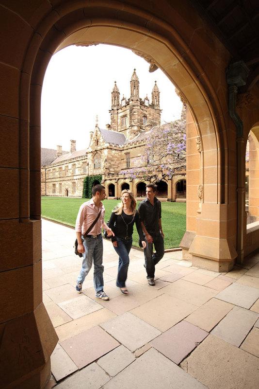 university of sydney study abroad application