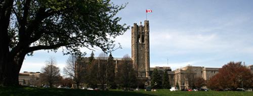 university of western ontario application