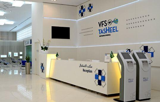 vfs global visa application center