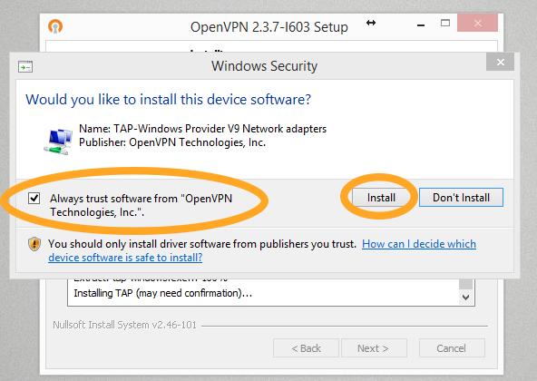 vpn application for windows 7