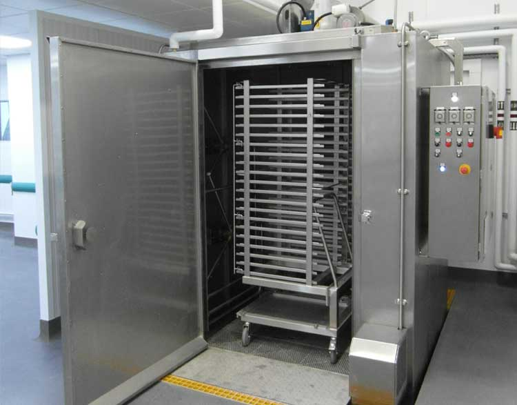 washing machine application specific embedded system