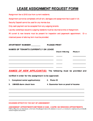 what is a lease guarantor applicant