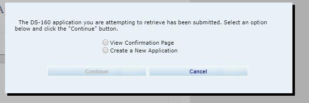 where to send k1 visa application
