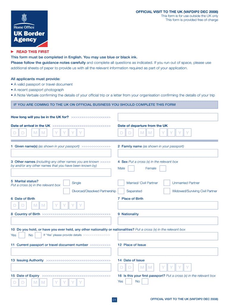 www visa4uk fco gov uk visa application forms