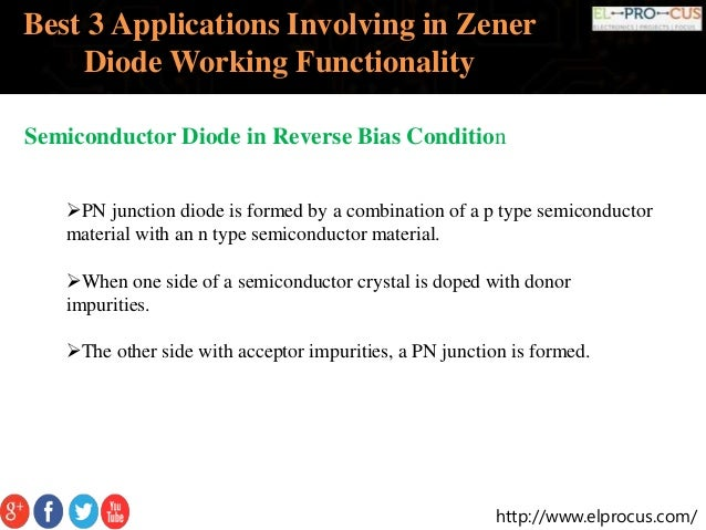 zener diode and its application